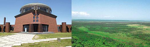 北海道絶景スポット 釧路湿原展望台