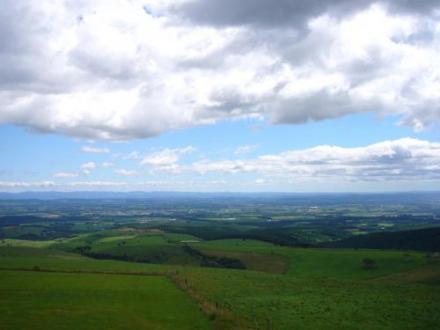 北海道絶景スポット情報 ナイタイ牧場の眺め1