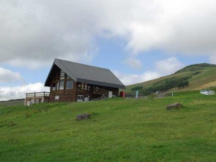 北海道絶景スポット情報 ナイタイ高原牧場レストハウス